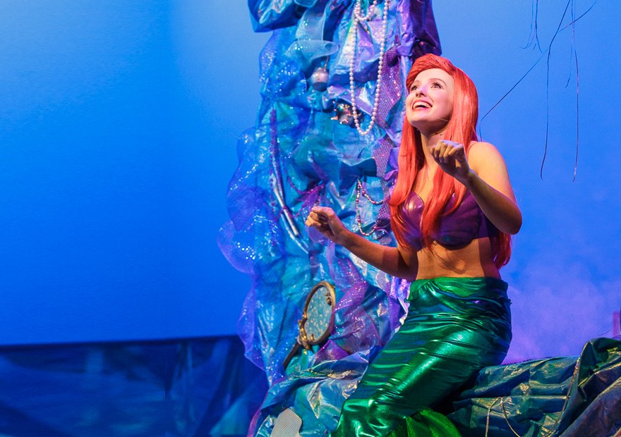 Stage Artz Little Mermaid