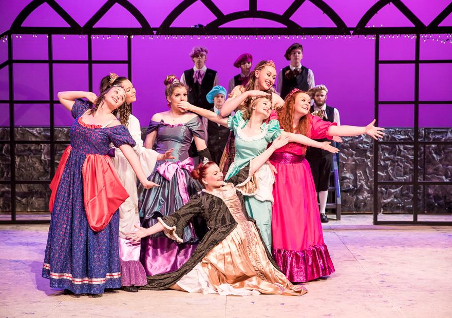 Stage Artz Little Mermaid 2016 - Princesses