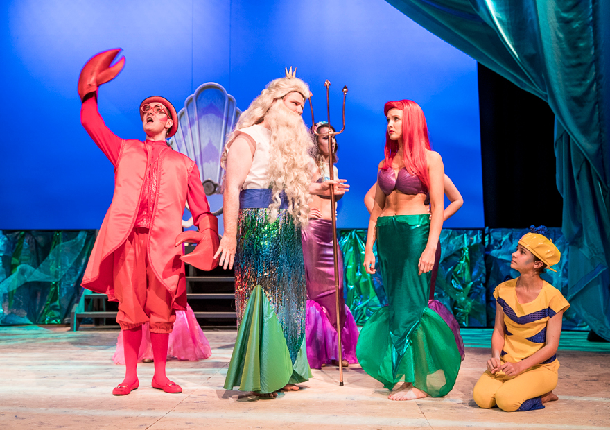 Stage Artz Little Mermaid 2016 - Court