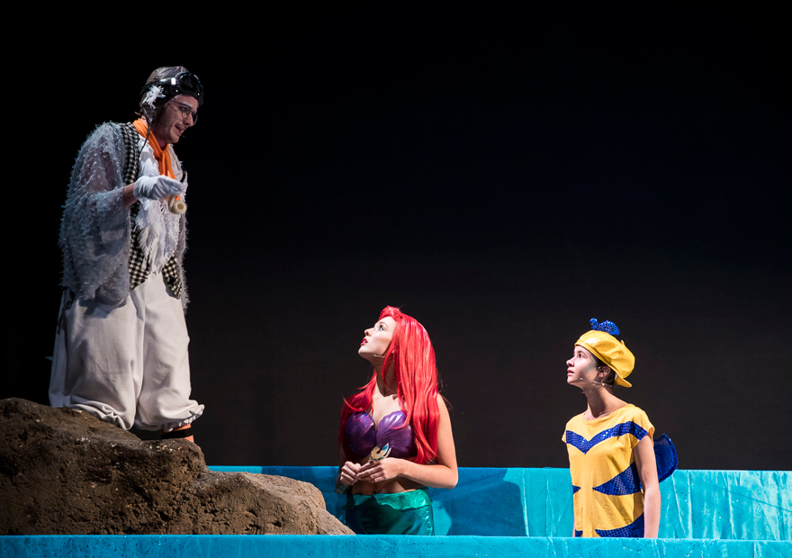 Stage Artz Little Mermaid 2016 - Scuttle