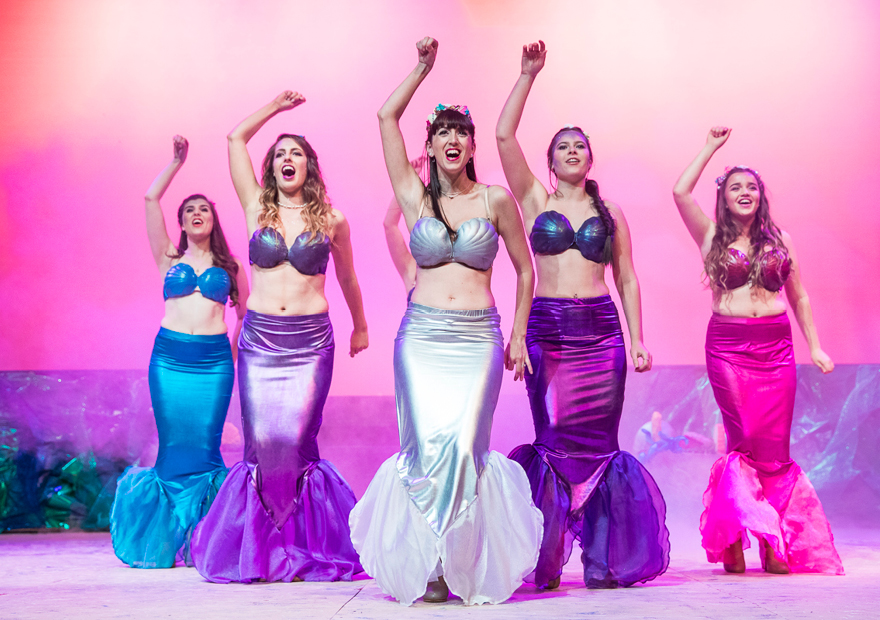 Stage Artz Little Mermaid 2016 - Mersisters