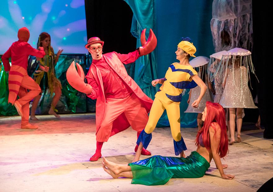 Stage Artz Little Mermaid 2016 - Court 2