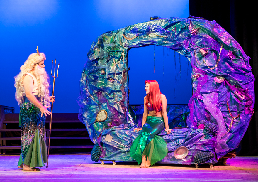 Stage Artz Little Mermaid 2016 - Grotto