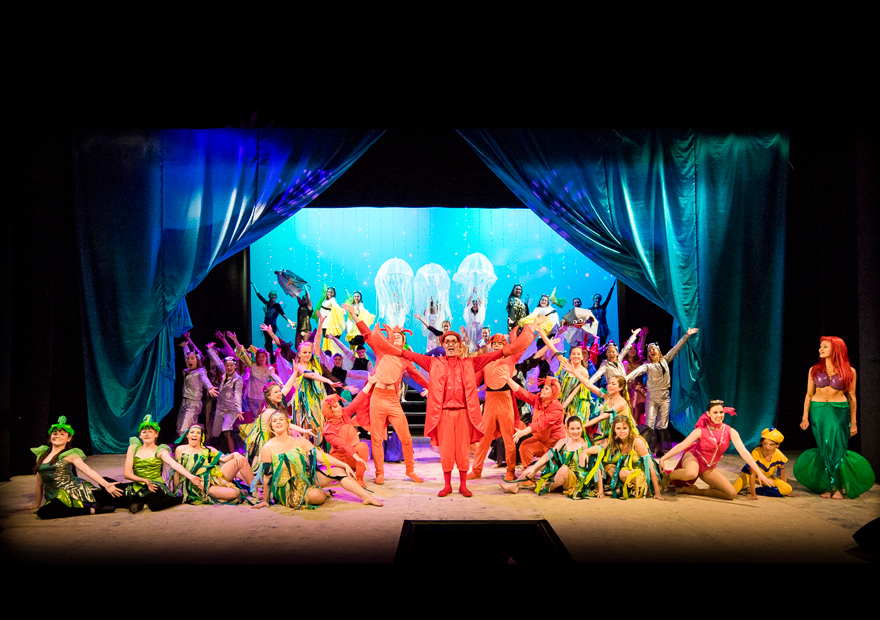Stage Artz Little Mermaid 2016 - Under The Sea